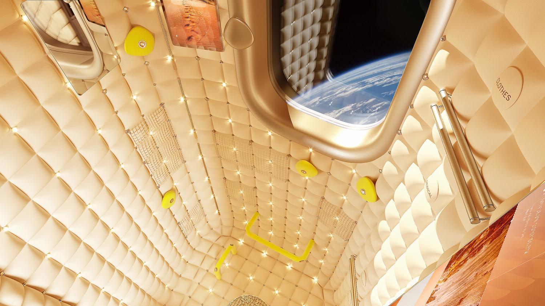 Nouveau monde. Le Français Thales choisi pour fabriquer l'hôtel spatial du futur