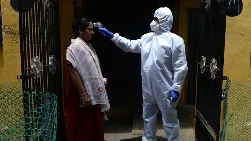 Coronavirus : plus de 160 000 cas se déclarent chaque jour dans le monde depuis une semaine, annonce l'OMS