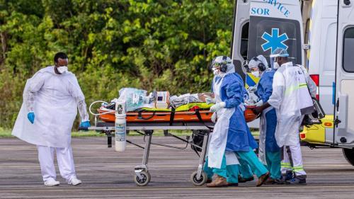 Coronavirus : avec 582 malades, la baisse du nombre de patients en réanimation se poursuit en France