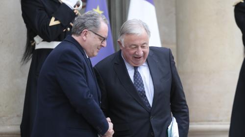 Crise économique : les présidents du Sénat, de l'Assemblée nationale et du CESE remettront, jeudi 2 juillet, leurs propositions à Emmanuel Macron