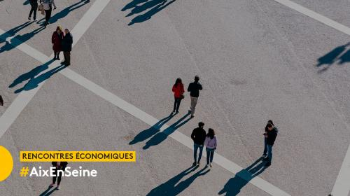 VIDEO. Rencontres économiques Aix-en-Seine, jour 3: suivez les débats de l'après-midi en direct