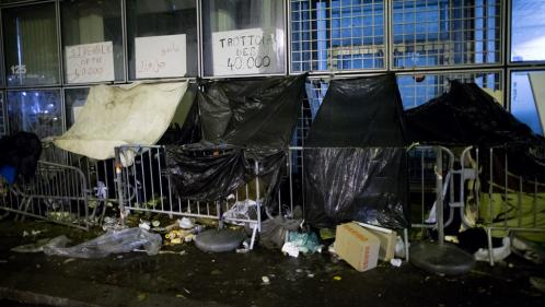 """Demandeurs d'asile : la France condamnée par la Cour européenne des droits de l'homme pour """"des conditions inhumaines d'existence"""""""