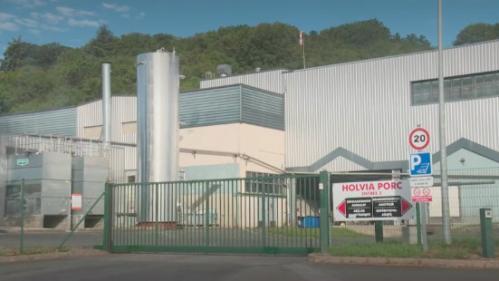 Mayenne : 28 cas de coronavirus dans un abattoir