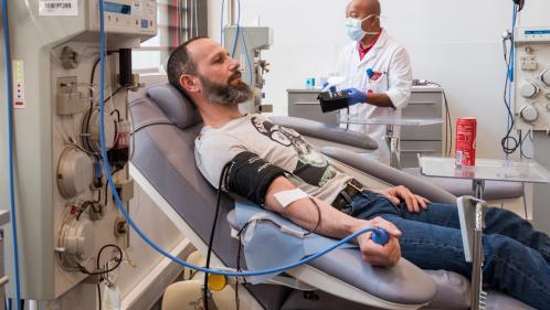 Saint-Quentin : appel au don du sang