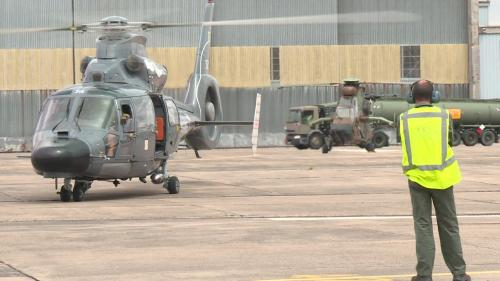 Répétitions du 14 juillet : pourquoi la base aérienne d'Orléans-Bricy a-t-elle été choisie ?