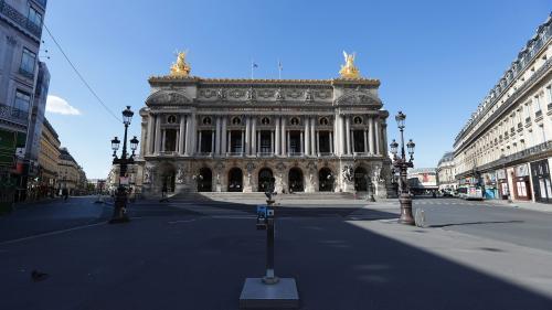 Image de couverture - Le Ballet de l'Opéra de Paris de retour au palais Garnier à l'automne