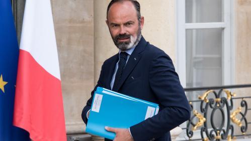 DIRECT. Remaniement : Edouard Philippe remet la démission de son gouvernement, le Conseil des ministres annulé