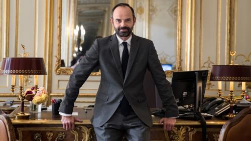 Image de couverture - Démission d'Edouard Philippe : La réaction des Havrais