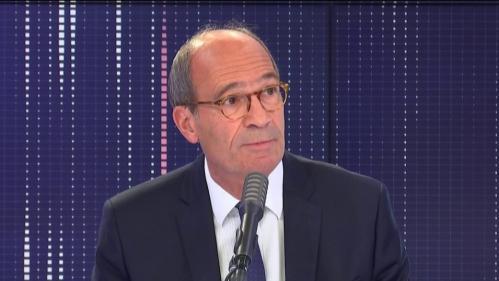 """Image de couverture - VIDEO. Municipales à Marseille: """"Jamais nous n'aurons d'accord avec le Rassemblement national"""", assure Éric Woerth"""