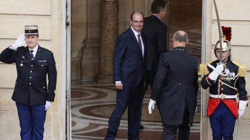 """DIRECT. Remaniement : le nouveau Premier ministre Jean Castex veut """"aller vite pour désigner le gouvernement le plus vite possible"""""""