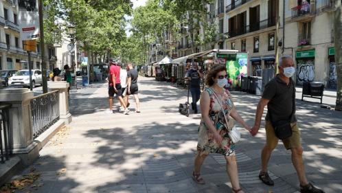 Espagne : regain de contagion de la Covid-19
