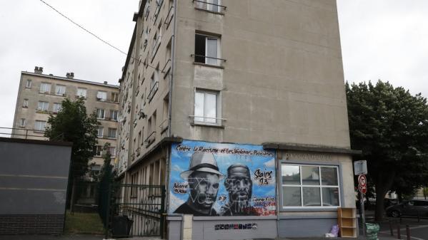 Fresque en hommage à Adama Traoré vandalisée : consterné, le maire de Stains va déposer plainte