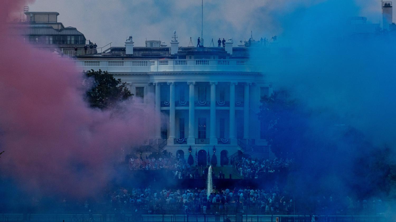 """""""C'est très moche ce qui se passe en ce moment"""" : aux Etats-Unis, une fête nationale dans un climat de division"""