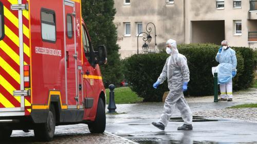 Coronavirus : les pompiers dénoncent la gestion de crise