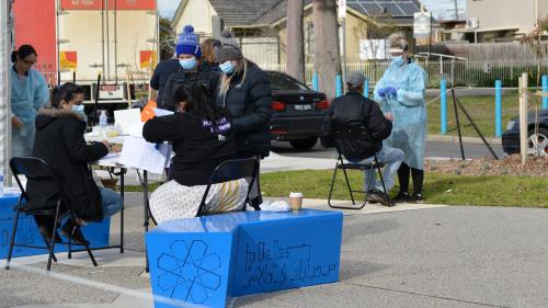 L\'Australie isole son Etat le plus touché par le coronavirus, des quartiers confinés à Melbourne