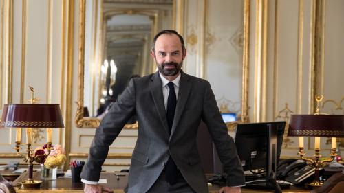 Image de couverture - Le Havre : la nouvelle vie d'Édouard Philippe