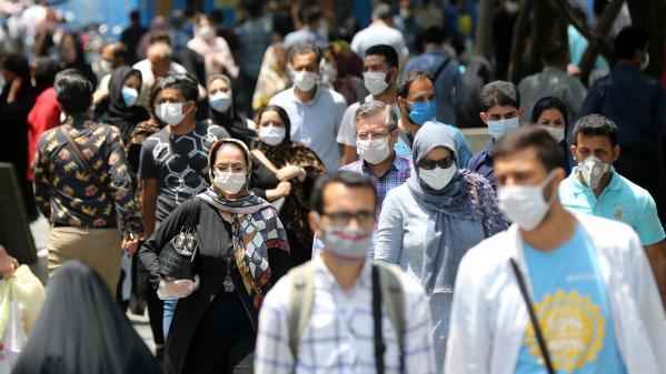 Coronavirus : l'Iran annonce un nouveau record avec 200 morts en 24 heures