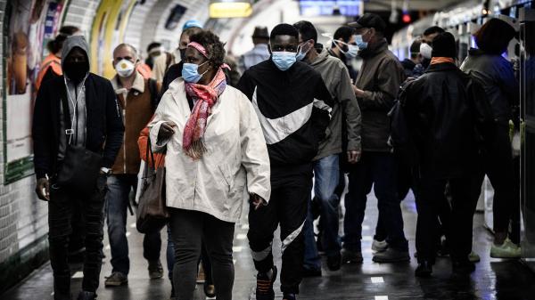 Coronavirus en France: les personnes nées à l'étranger ont connu une surmortalité plus forte que le reste de la population