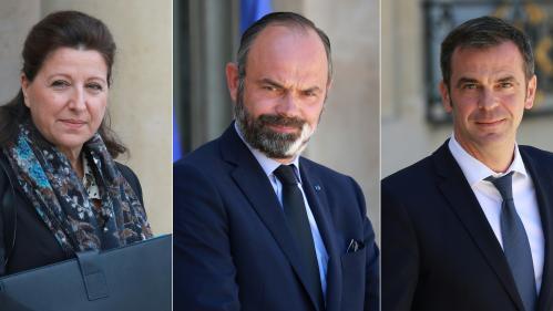 Coronavirus : une information judiciaire ouverte à l'encontre d'Edouard Philippe, Agnès Buzyn et Olivier Véran pour leur gestion de la crise sanitaire