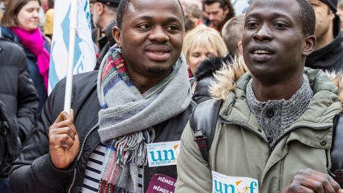 La hausse des droits d'inscription à l'université pour les étrangers ne devrait pas affecter la venue des étudiants africains