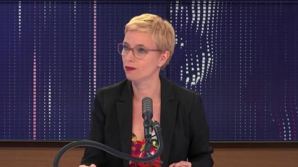 """Clémentine Autain, députée la France insoumise de Seine-Saint-Denis, était l'invité du """"8h30 franceinfo"""", mercredi 8 juillet 2020."""