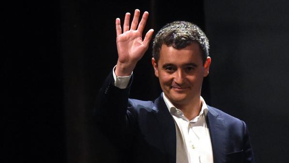 Image de couverture - Gérald Darmanin démissionne du Conseil régional des Hauts-de-France et annoncera bientôt sa décision pour Tourcoing, ville dont il est maire