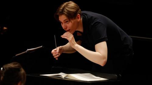 Klaus Mäkelä, directeur musical à 24 ans de l'Orchestre de Paris : l'enfant prodige