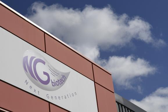 Le siège de NG Biotech, à Guipry-Messac, dans l'agglomération de Rennes.