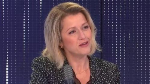 """VIDEO. Barbara Pompili promet """"un grand plan de relance pour le ferroviaire"""""""