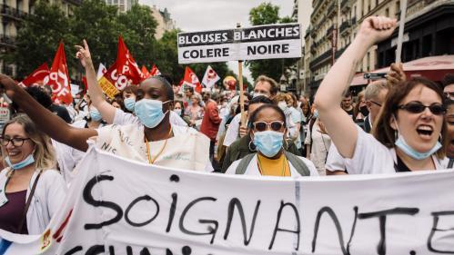 Ségur de la santé : trois syndicats approuvent le projet d'accord sur les salaires des métiers paramédicaux et non médicaux