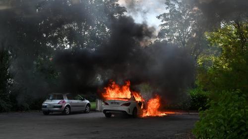 DIRECT. Violences à Dijon : Jean Castex et Gérald Darmanin en déplacement dans le quartier des Grésilles