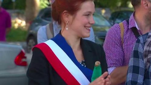 Poitiers : Léonore Moncond'huy, la surprise verte