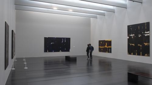 Le musée Soulages de Rodez reçoit une nouvelle donation de l'artiste dont une grande toile très récente