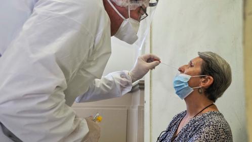 Coronavirus : le seul d'alerte dépassé en Mayenne