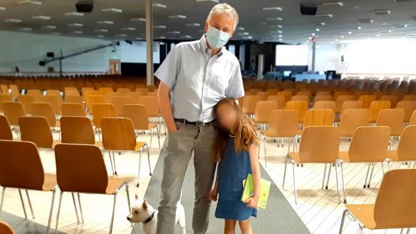 """Coronavirus : à Mulhouse, l'église évangélique considérée comme un cluster savoure """"la joie"""" de retrouver ses fidèles pour la première fois"""