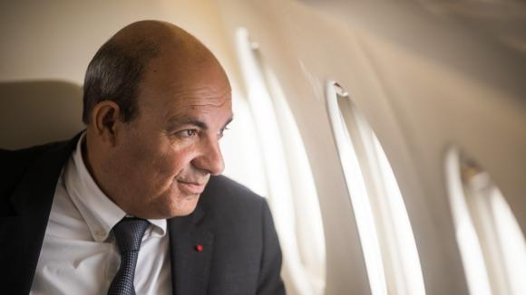 Eric Trappier, PDG de Dassault Aviation depuis 2013