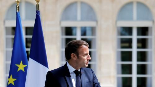 Emmanuel Macron donnera une interview en direct à la télévision le 14 juillet, à deux ans de la présidentielle