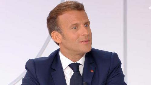 """VIDEO. Retraites : Emmanuel Macron veut remettre le projet de réforme """"à la discussion et à la concertation"""""""