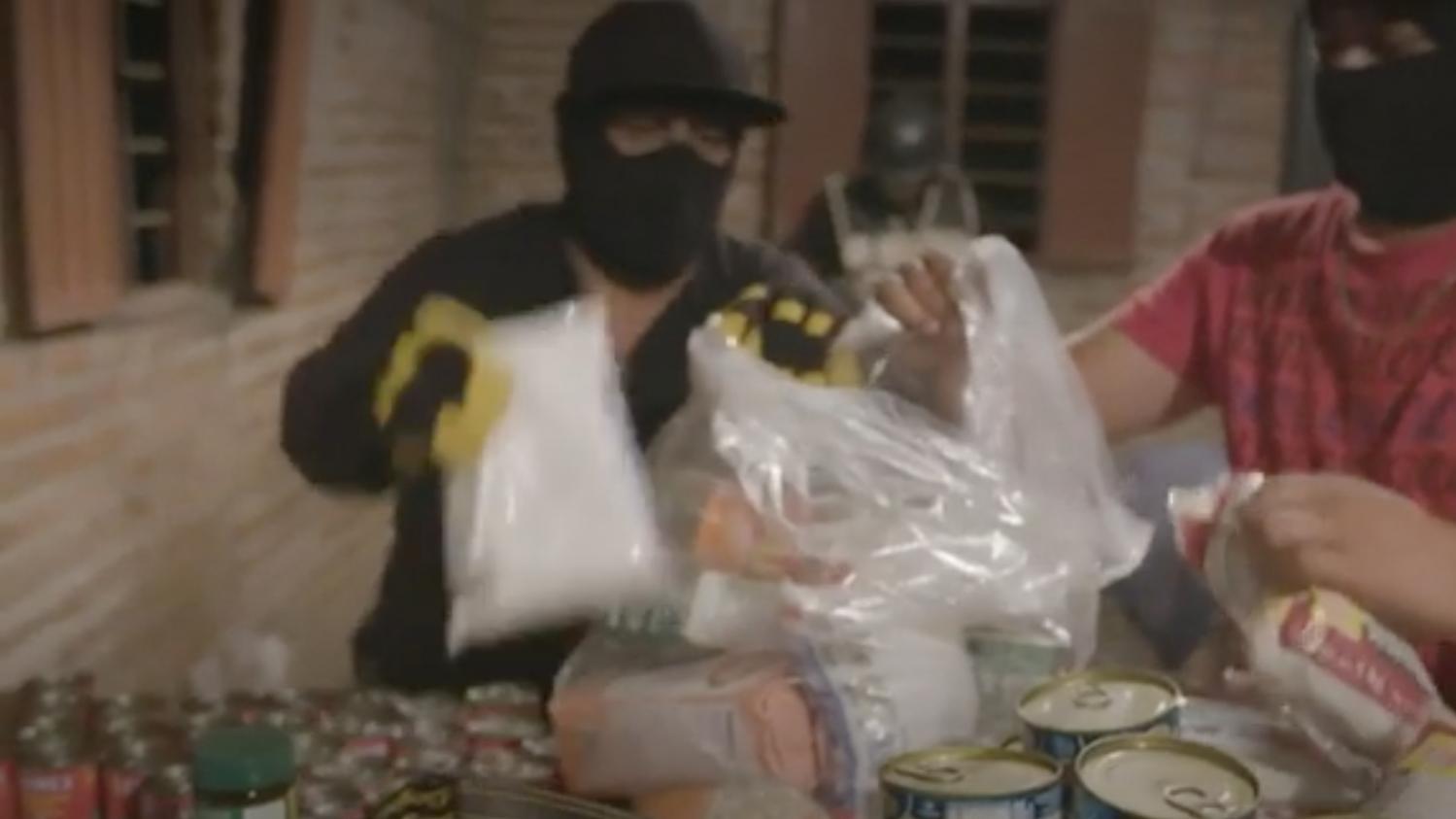 Mexique : les narcotrafiquants viennent en aide à la population