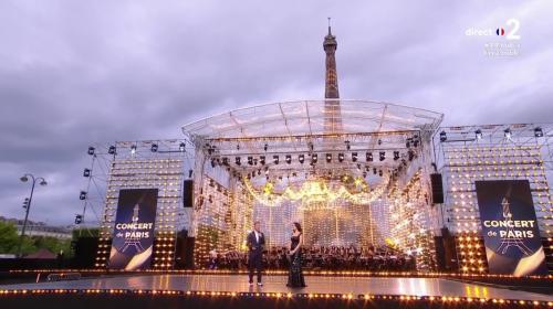 DIRECT. Festivités du 14-Juillet: regardez le Concert de Paris et le feu d'artifice tiré depuis la tour Eiffel
