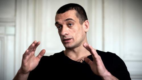 Affaire Griveaux : l'artiste russe Piotr Pavlenski refuse l'expertise psychiatrique