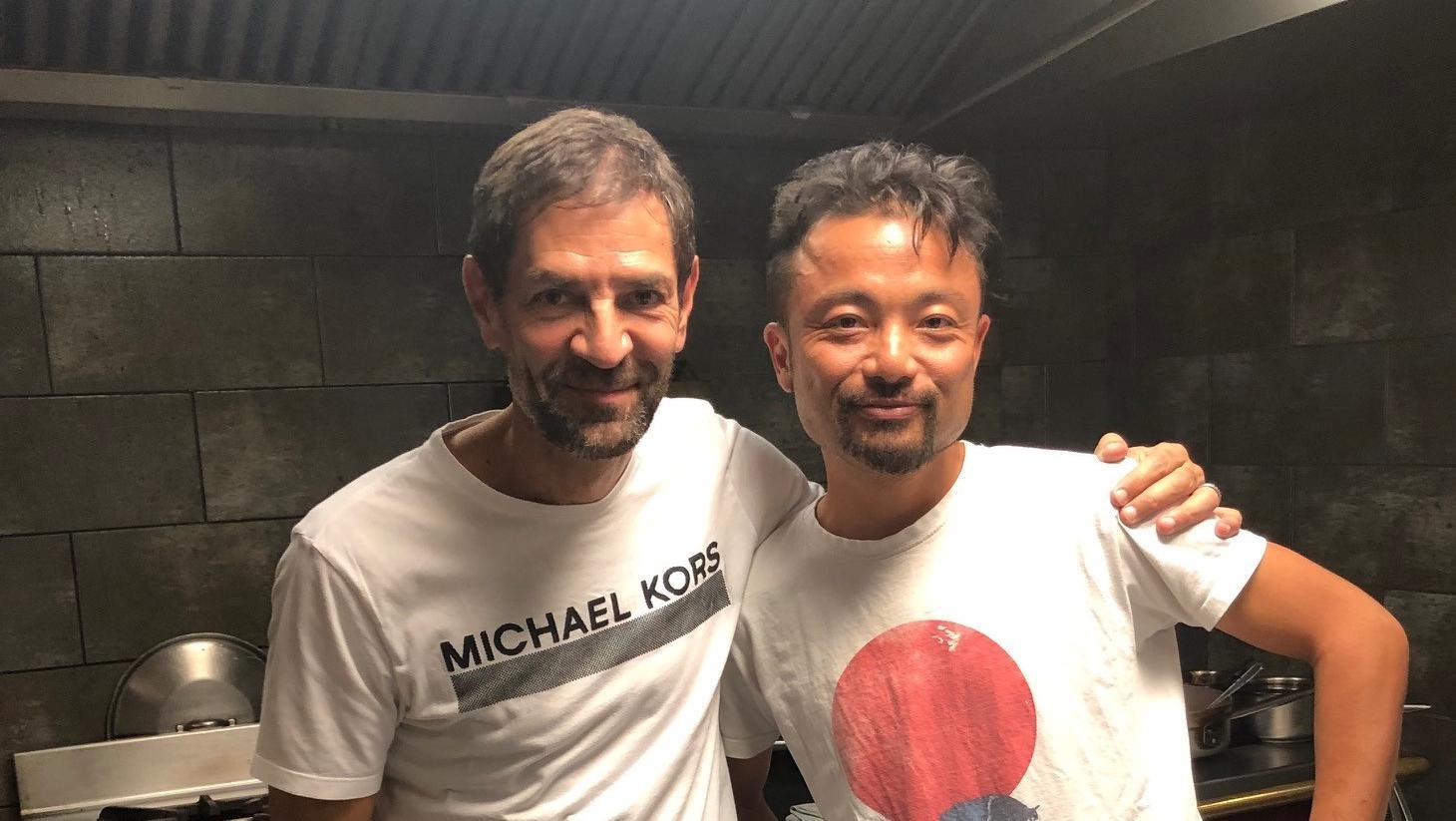 """À la carte. Portraits de chefs. Masashi Iijima, """"le Japonais de Collioure"""""""