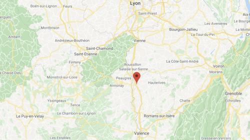 Drôme : cinq enfants tués dans un accident sur l'autoroute A7
