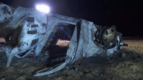 Accident meurtrier sur l'A7 : l'anomalie mécanique privilégiée par les enquêteurs