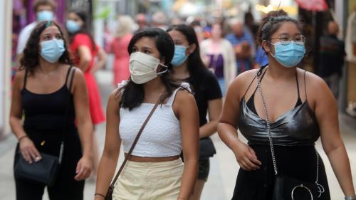 CARTE. Coronavirus : quelles sont les villes qui imposent le port du masque dans les rues ou sur les marchés ?