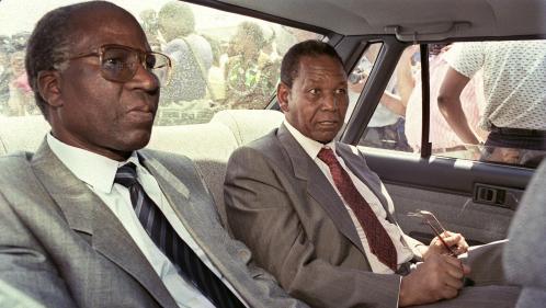 """Andrew Mlangeni, """"le dernier monument d'une génération courageuse de Sud-Africains"""""""