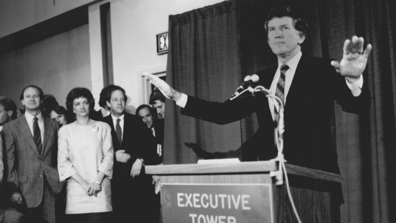 Il était une fois en Amérique : 1987, le défi perdu de Gary Hart