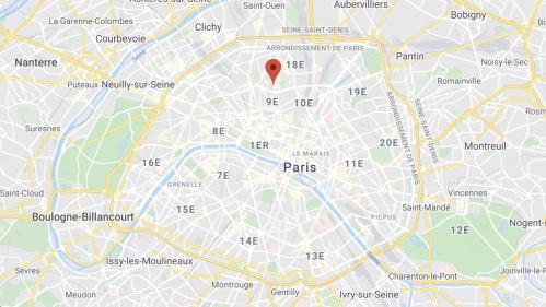 Paris : un homme, prestataire de La Poste, fonce avec sa fourgonnette sur des terrasses de commerces sans faire de blessés