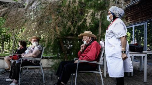 Finistère : une progression de cas de coronavirus qui inquiète les Ehpad
