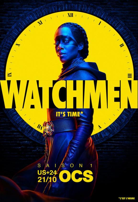 La série HBOWatchmena reçu 26 nominations aux Emmy Awards en 2020.